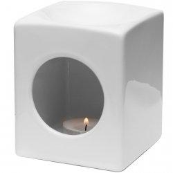 KOMINEK CERAMICZNY do Aromaterapii - Biały