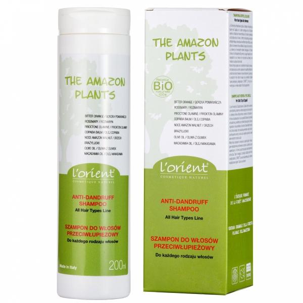 Amazon Plants szampon przeciwłupieżowy