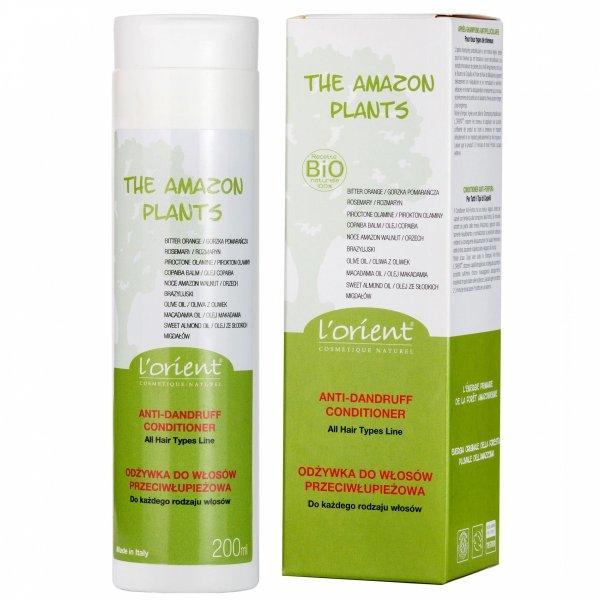 Amazon Plants odżywka do włosów przeciwłupieżowa
