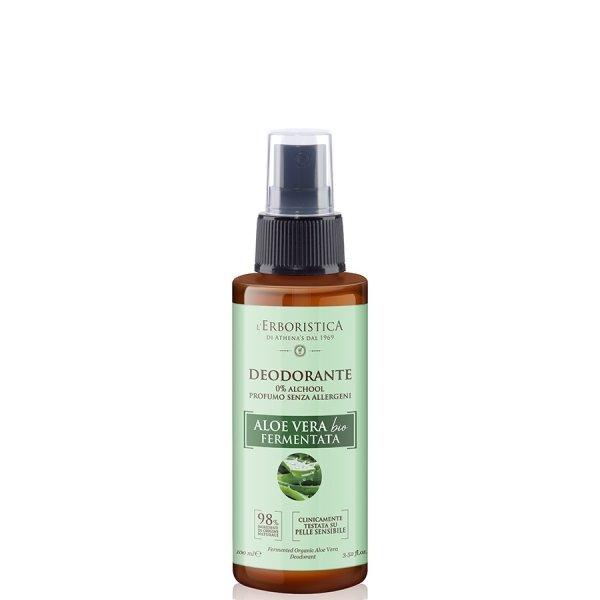 Dezodorant 24 h z organicznym aloesem