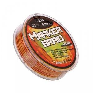 PLECIONKA MARKER BRAID 0.19 mm 20lbs 200 m  48430