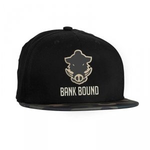 CZAPKA BANK BOUND FLAT BILL PROLOGIC 54654