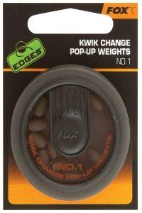Fox KWIK CHANGE POP-UP WEIGHTS No.4 CAC762