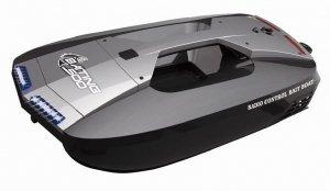 Łódka zanętowa BAITING500 V2 2.4GHz - Szara