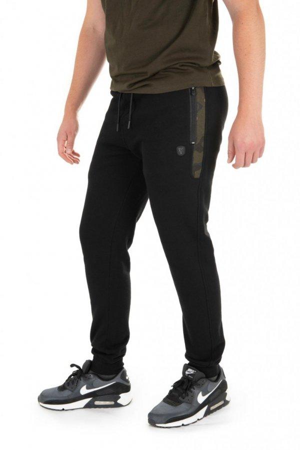 Fox Spodnie BLACK/CAMO JOGGER XL CFX088