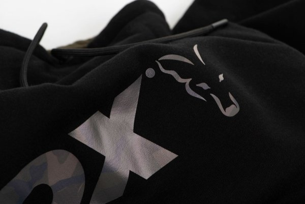 Fox Bluza BLACK/CAMO HOODY L CFX063