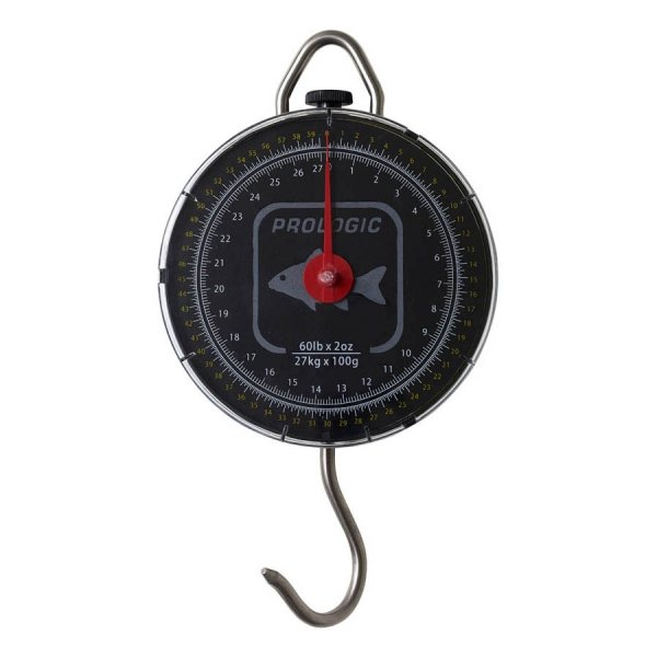 WAGA PROLOGIC SPECIMEN DIAL SCALES 27kg 64108