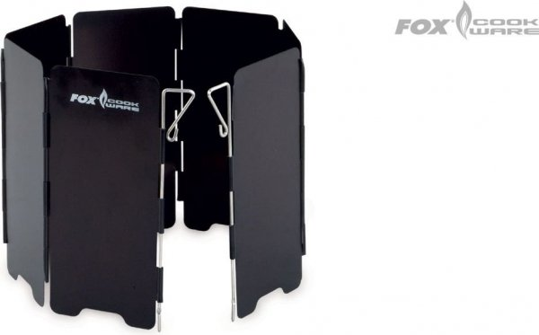 Osłona Fox Cookware Windsheild inc Carry Bag CCW004