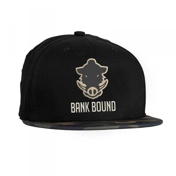 CZAPKA BANK BOUND FLAT BILL PROLOGIC 54654