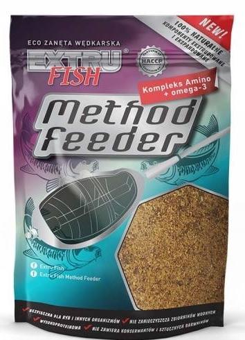 Extru Fish Zanęta Method Feeder CHOCOLATE