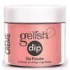 Puder do manicure tytanowy - GELISH DIP - Manga-Round With Me 23 g - (1610182)
