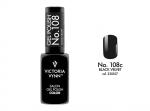 108 Black Velvet  Lakier Hybrydowy Victoria Vynn Gel Polish