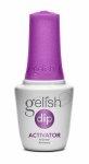 Gelish Dip Activator - Manicure tytanowy krok 3  - wysuszacz 15ml