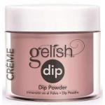 Puder do manicure tytanowego - Gelish Dip Exhale 23 g - (1610817)