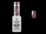 044 Warm Brown - kremowy lakier hybrydowy Victoria Vynn PURE (8ml)
