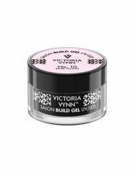 No.10 Przezroczysty różowy żel budujący 50ml Victoria Vynn Pink Glass