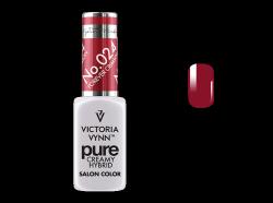 024 Forever Crimson - kremowy lakier hybrydowy Victoria Vynn PURE (8ml)