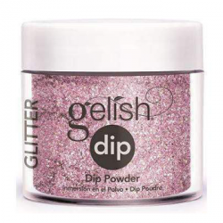Puder do manicure tytanowy - GELISH DIP - June Bride 23 g - (1610835)