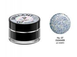 Brillant Gel 07 Glimmer 5g Victoria Vynn - Brylantowy żel do zdobień