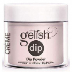 Puder do manicure tytanowy - GELISH DIP - Simply Irresistible 23g -  (1610006)