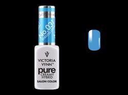 031 Endless Ocean - kremowy lakier hybrydowy Victoria Vynn PURE (8ml)