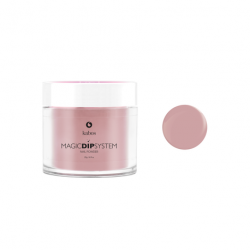 Puder do manicure tytanowy 20g - KABOS Dip 06 Dusty Rose