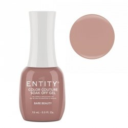 Lakier hybrydowy 15ml Entity Natural Nudes Collection - Bare Beauty