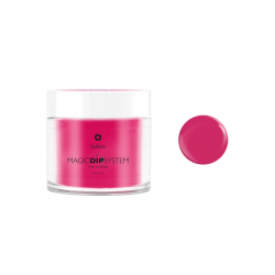 Puder do manicure tytanowy 20g - KABOS Dip 32 Barbie Pink