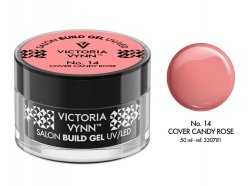 No.14  żel budujący 50ml Victoria Vynn COVER DUSTY PINK