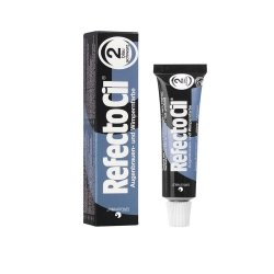 Henna RefectoCil Eyelash and Eyebrow Tint 15ml - 2.0 Czarno Niebieski