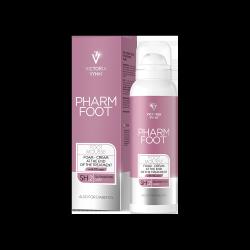 Pharm Foot FOOT MOUSSEPIANKA-KREM KOŃCZĄCA ZABIEG5% mocznika