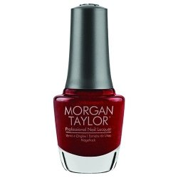 Lakier Morgan Taylor 15ml - WHAT'S YOUR POINSETTIA? 50201
