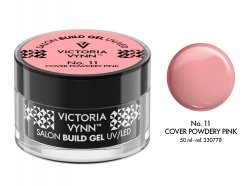 No.11  żel budujący 50ml Victoria Vynn Cover Powdery Pink