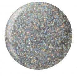 Cuccio manicure tytanowy - 5571 DIP SYTEM PUDER Deep Silver Glitter 14 G