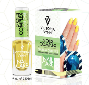 Oliwka odżywcza do skórek i paznokci Victoria Vynn (9ml)