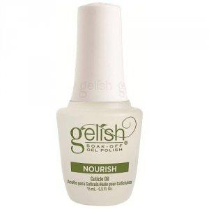 Oliwka odżywcza do skórek - Gelish Nourish Cuticle oil 15ml (duże opakowanie)