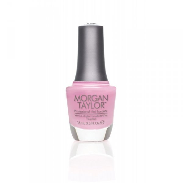 Lakier do paznokci Morgan Taylor 15ml - Make Me Blush 50010
