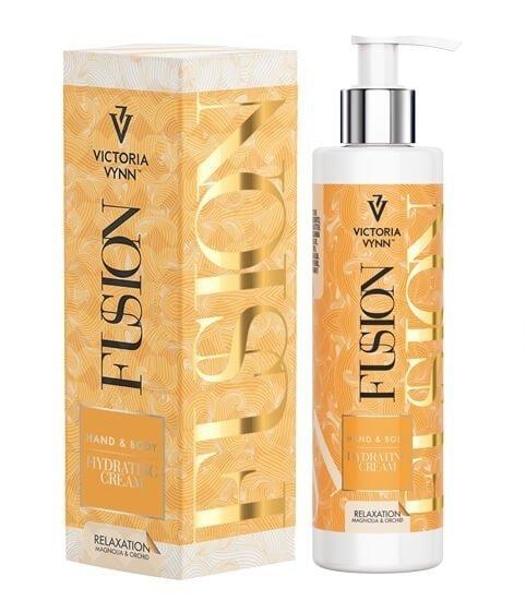 Nawilżający krem do ciała i dłoni - Relaxation Magnolia & Orchid 220 ml - Victoria Vynn