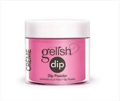Puder do manicure tytanowego - GELISH - Go Girl DIP 23 g -  (1610858)