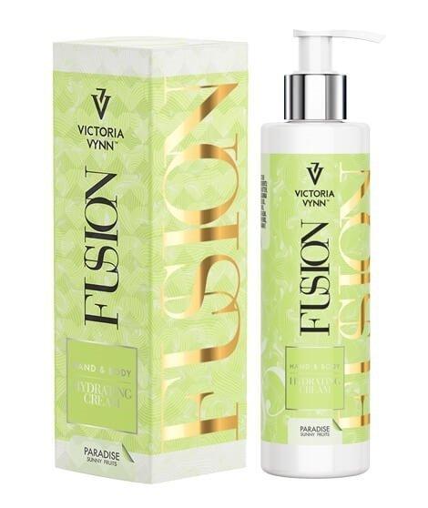 Nawilżający krem do dłoni i ciała - Paradise Sunny Fruits  220 ml - Victoria Vynn