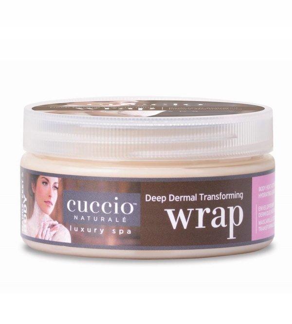Regenerująca maska z żywokostu 240 ml do dłoni i ciała - Cuccio Deep Dermal Wrap