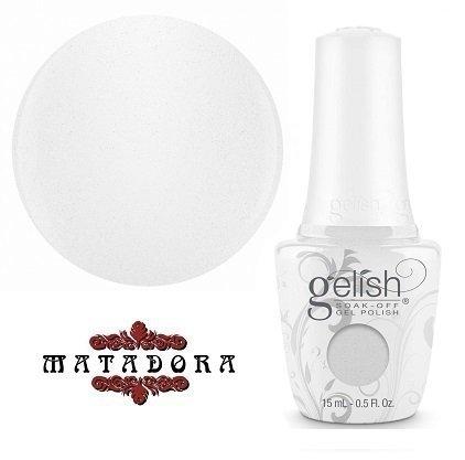 GELISH I'm Drawing a Blanco (1110267) Matadora - lakier hybrydowy 15ml gelish biały
