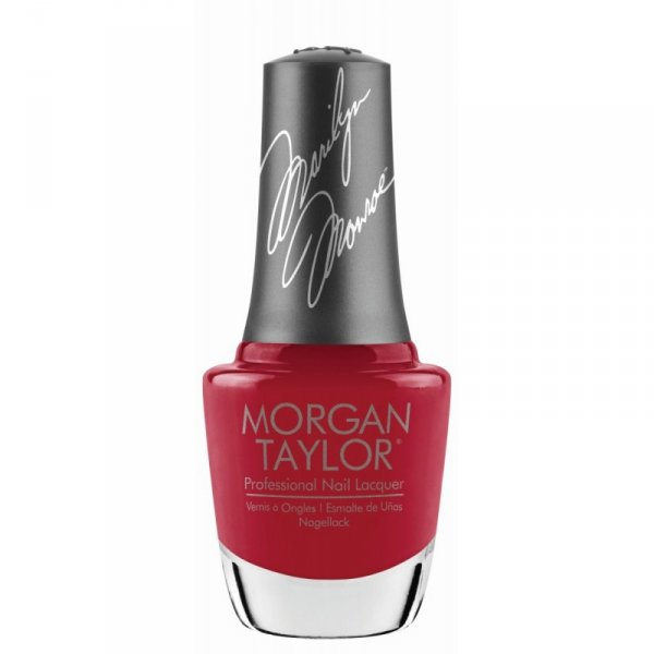 Lakier do paznokci Morgan Taylor 15ml  - CLASSIC RED LIPS  (3110358)
