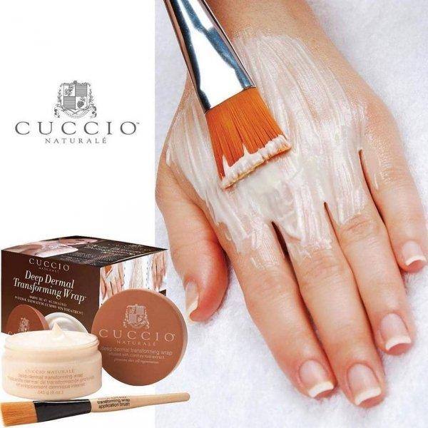 Regenerująca maska z żywokostu 240 ml do dłoni i ciała - Cuccio