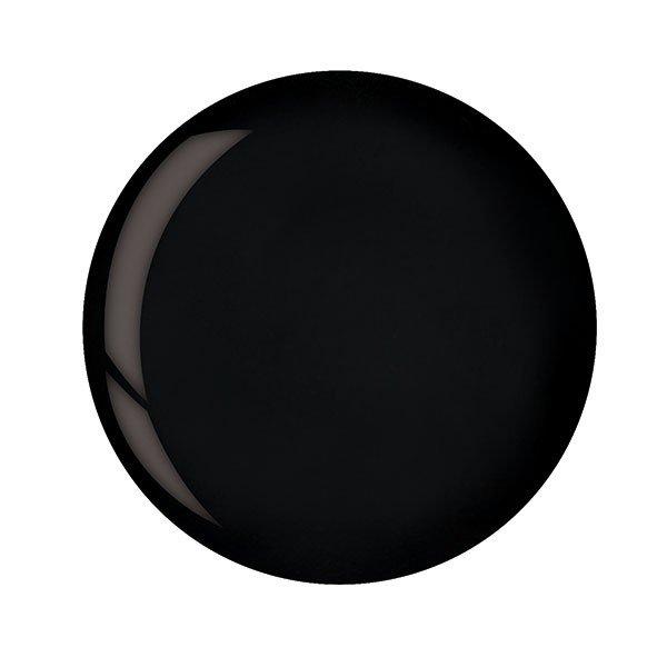 Puder do manicure tytanowy - Cuccio DIP - Midnight Black 15G (5537)