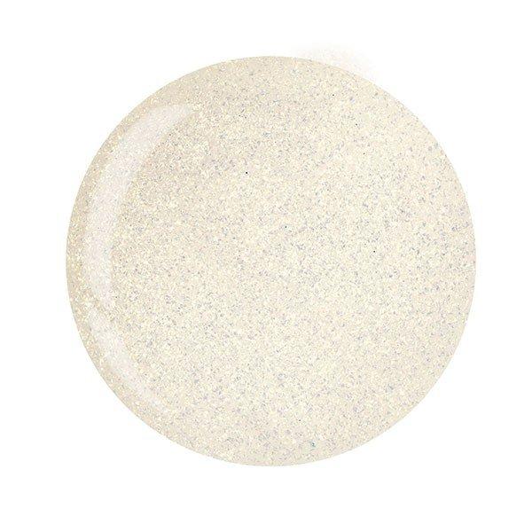 Puder do manicure tytanowy - CUCCIO DIP - White Silver Mica 14G (5529)