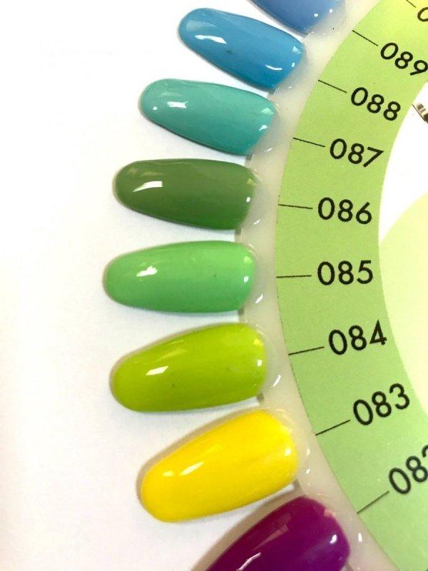 084 Electric Lime - kremowy lakier hybrydowy Victoria Vynn PURE (8ml)