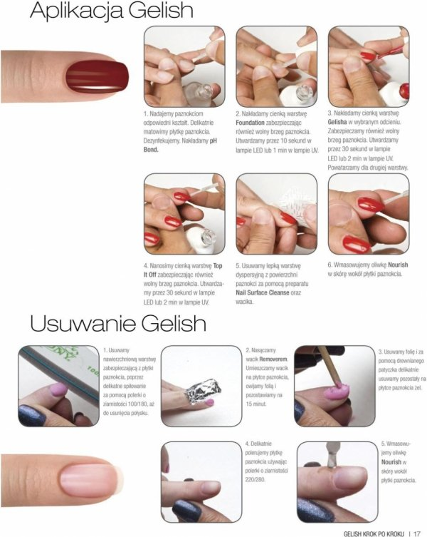 GELISH Danced And Sang-ria (1110271) Matadora - lakier hybrydowy 15ml