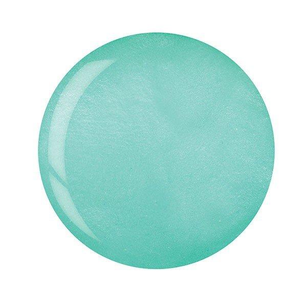 Puder do manicure tytanowy - Cuccio Dip 14G -  Aquamarine (5546)