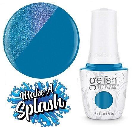 Lakier hybrydowy kolor: Feeling Swim-sical 15 ml (1110302) - kremowy - GELISH